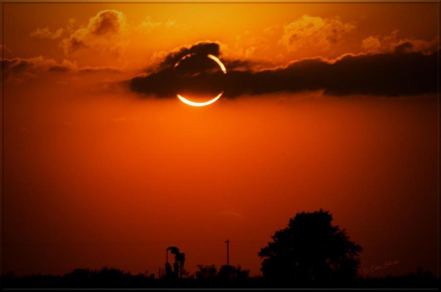 ☾   LA  LUNA  ... curiosidades , tópicos, leyendas....   ☸☽ Annular%20Eclipse%20120520-4a