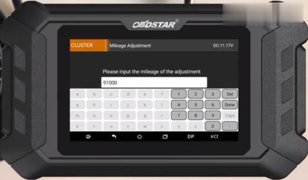 How to use OBDSTAR Odo Master correct mileage for Mazda 3 201 ODO-Master-Program-Mileage-for-VW-Tiguan-2012-11-2