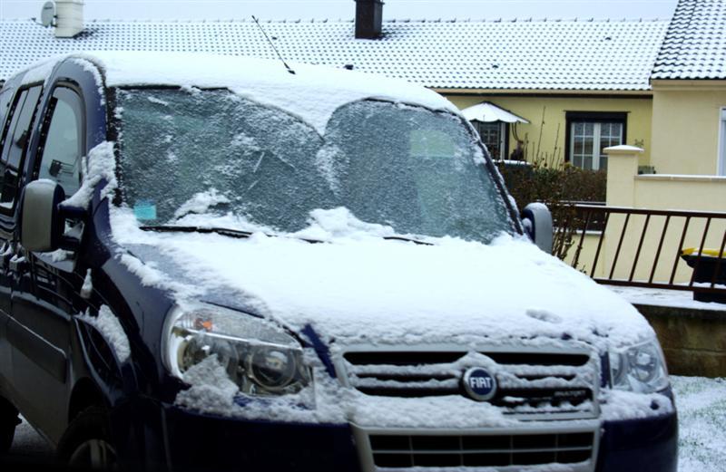 Ou sont passé les flocons de neige PremiereNeige