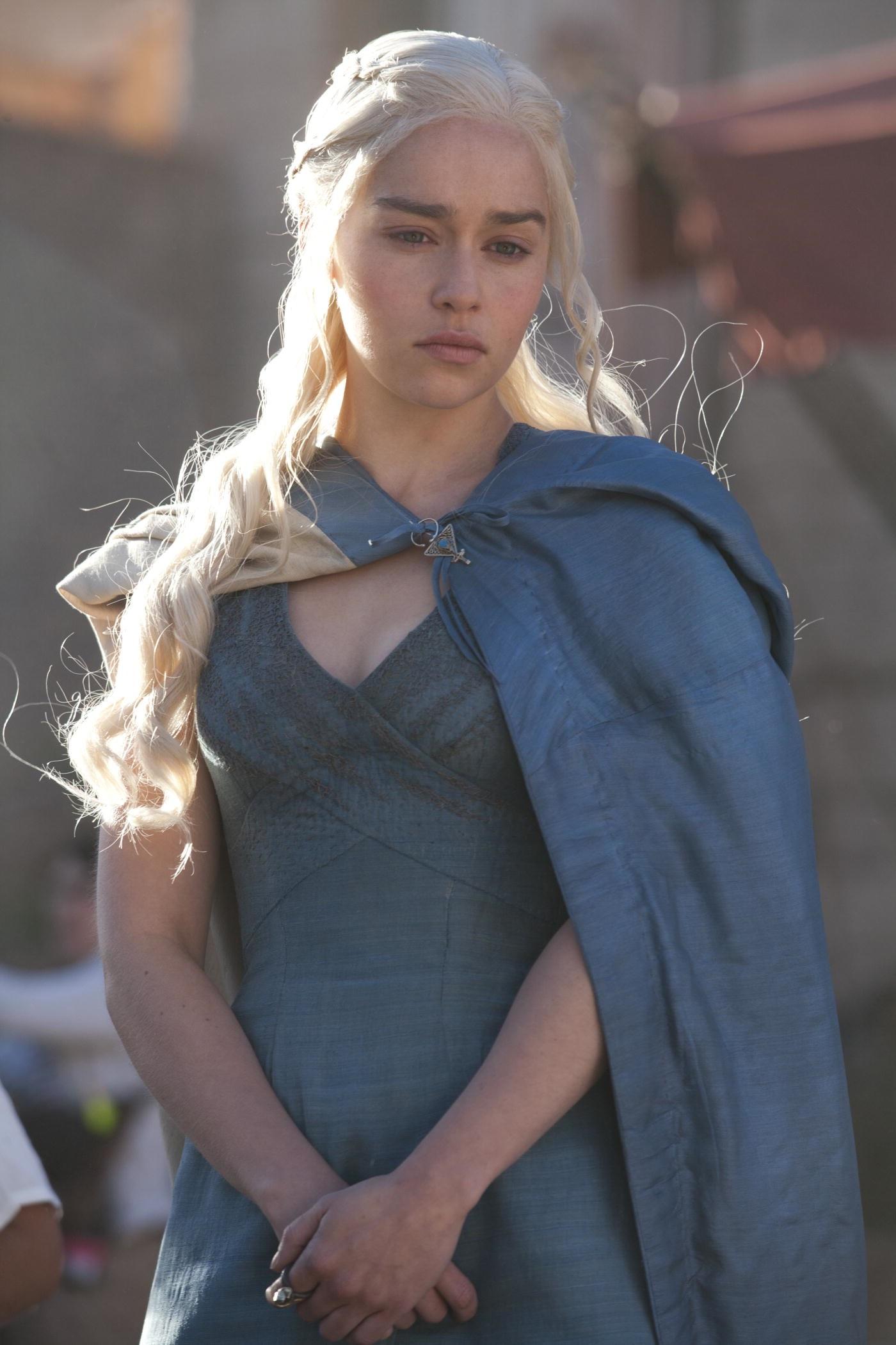 Quel acteur, quelle actrice, pour quel personnage ? - Page 7 Daenerys