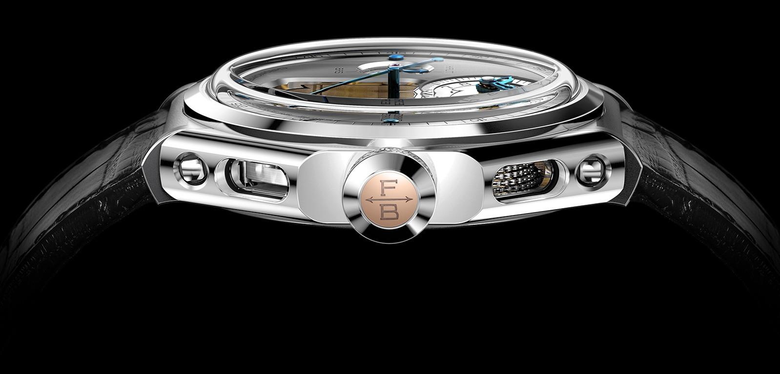 Grand Prix d'Horlogerie de Genève : L'Aiguille d'Or pour Ferdinand Berthoud Zoom1_gris