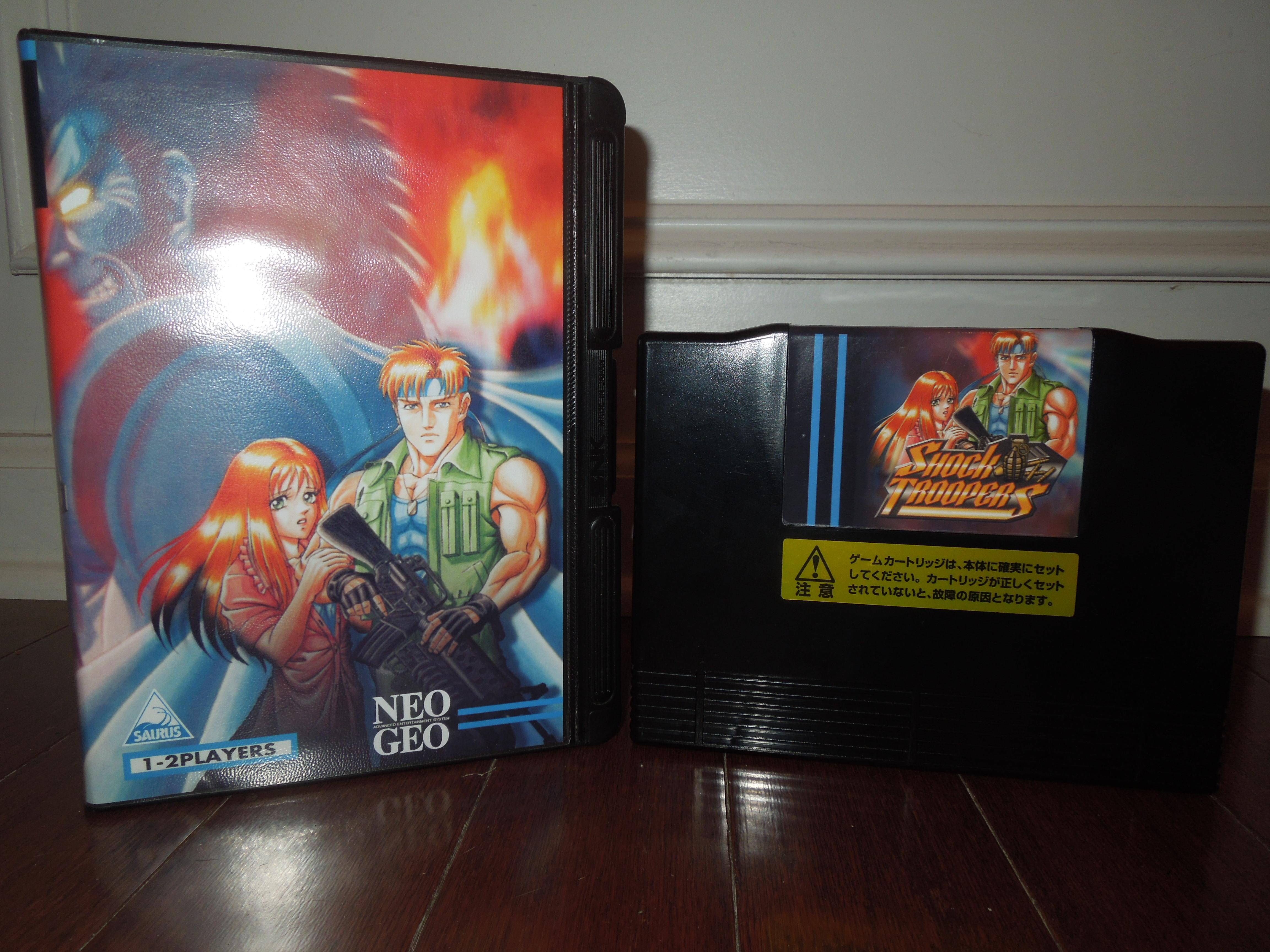 Les Exclu. Neo Geo MVS Dscn91981