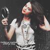 •• Tell Me Something I Don't Know •• Veronica Benson Iconselenagomezenro26
