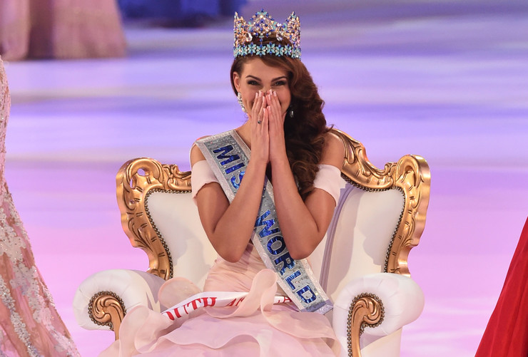 The Official Thread of Miss World 2014 ® Rolene Strauss- South Africa 675f57e989e3f393b386eb32bf0d7064