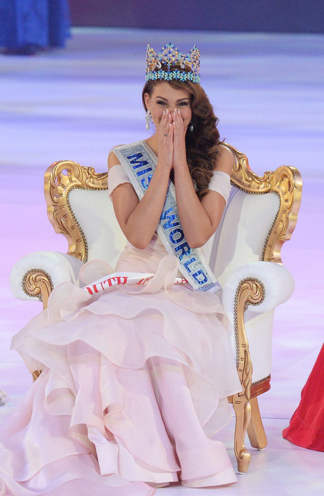 The Official Thread of Miss World 2014 ® Rolene Strauss- South Africa 7356a420d01d710b0583fc1eb95d3bf4