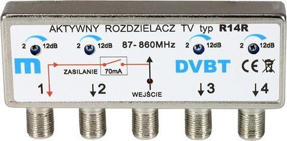 Rozgałęźniki i multiswitche do TV-SAT 3f3f070588038f8788c417bb0e978cdb