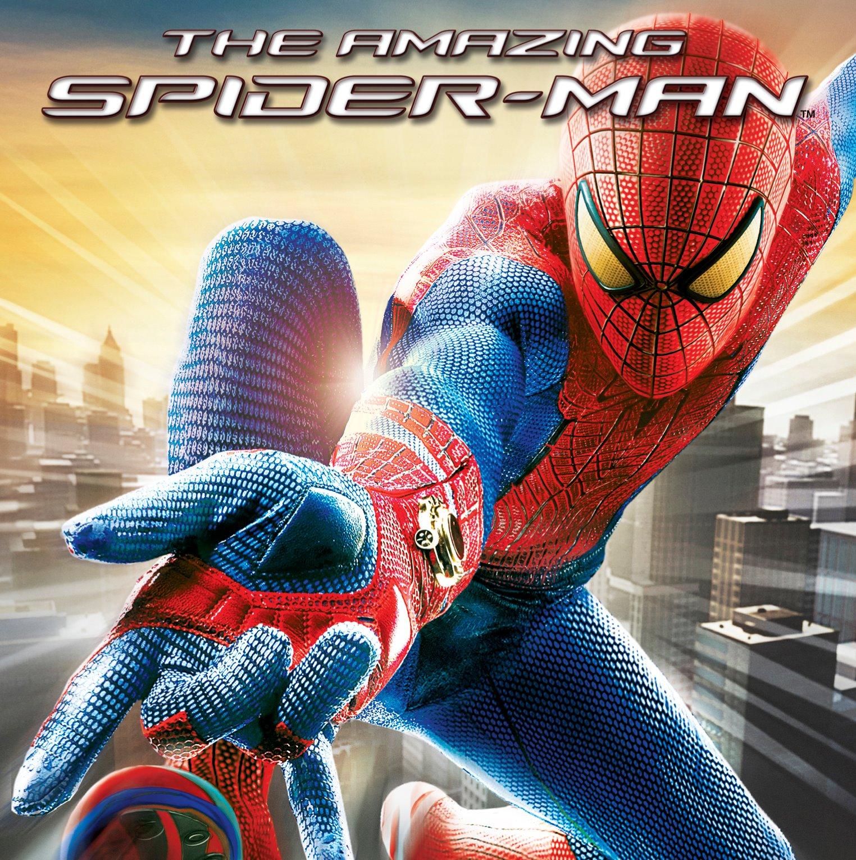 تحميل لعبة سبايدر مان الجديدة The_Amazing_Spider-Man_Game_Cover
