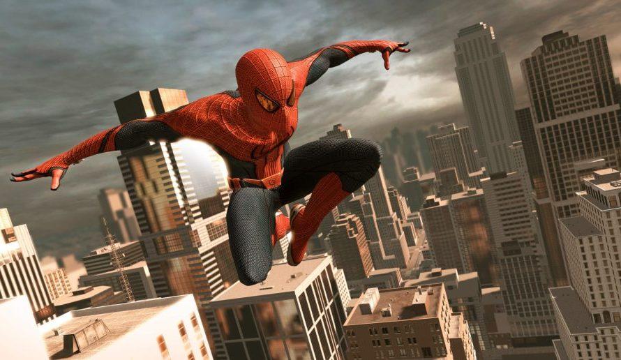 تحميل لعبة سبايدر مان الجديدة Spideramaz-890x516