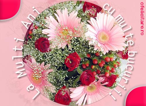 La multi ani Clara!!!! Bucurii