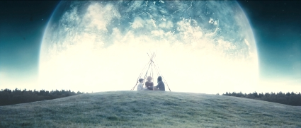 ASTROPHYSICIST FROM MOVIE MELANCHOILA TALK ABOUT THE MOVIE Melancholia_End