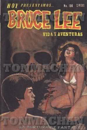 Comics de Bruce Lee 641wyo5