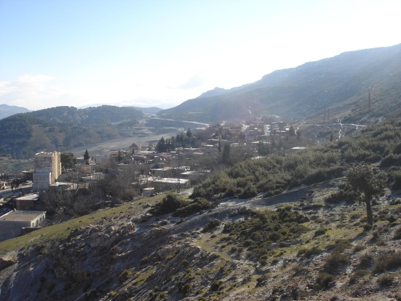 Photo du villages Limétrophe de Bougaa Oirqyw