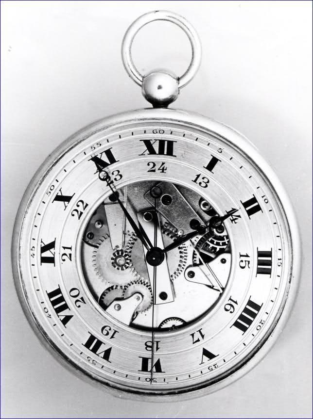 Exclusif ! L'histoire de la montre sur Forumamontres Ru07ys