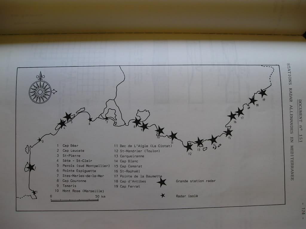 Listes et cartes radars Südwall et alentours Xbxuef