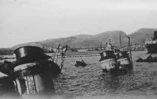 Le sabordage de la Flotte à Toulon (83) 27/11/1942 Zttdau