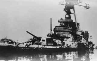 Le sabordage de la Flotte à Toulon (83) 27/11/1942 Zttdld