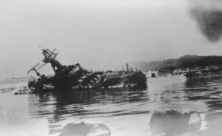Le sabordage de la Flotte à Toulon (83) 27/11/1942 Zttzkj