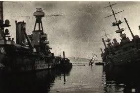 Le sabordage de la Flotte à Toulon (83) 27/11/1942 Ztu69t