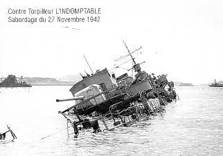 Le sabordage de la Flotte à Toulon (83) 27/11/1942 Ztu6iq