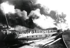 Le sabordage de la Flotte à Toulon (83) 27/11/1942 Ztu6vn