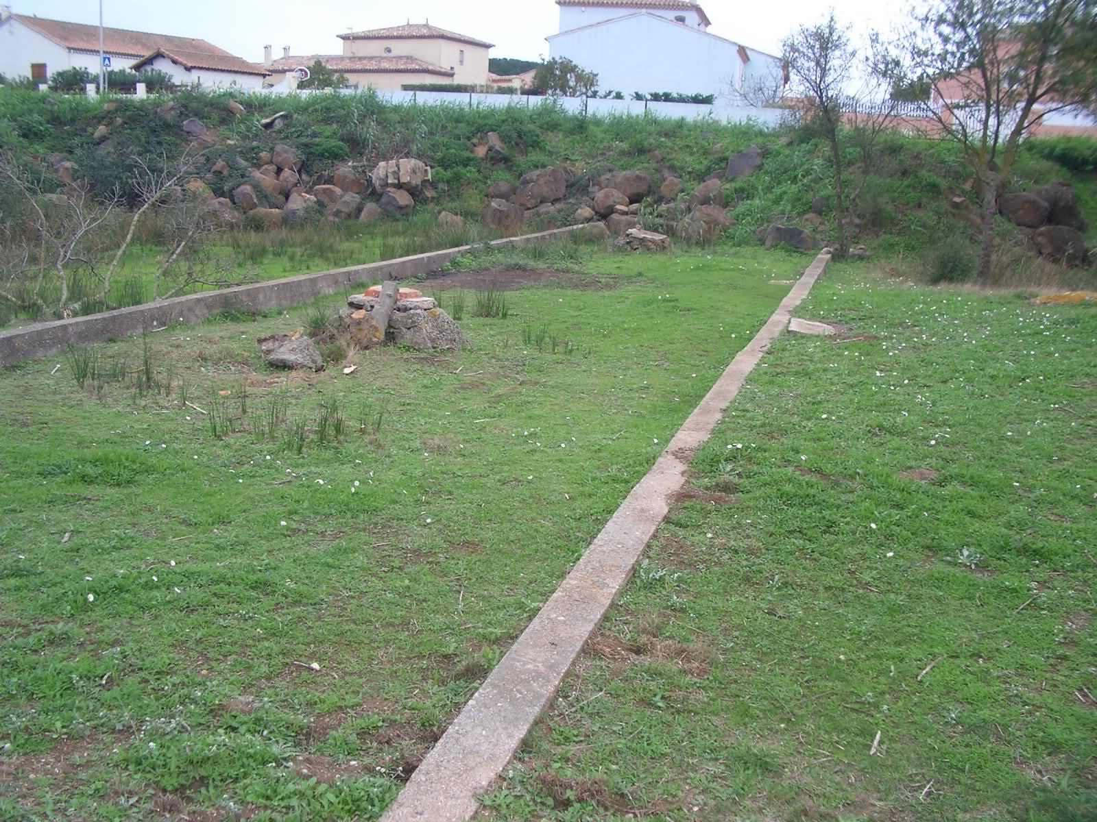 Camp de la Todt, tranchées couvertes (Agde, 34) 535dpae