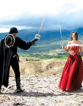 Зорро: шпага и роза/Zorro: La Espada y la Rosa 6gjeona