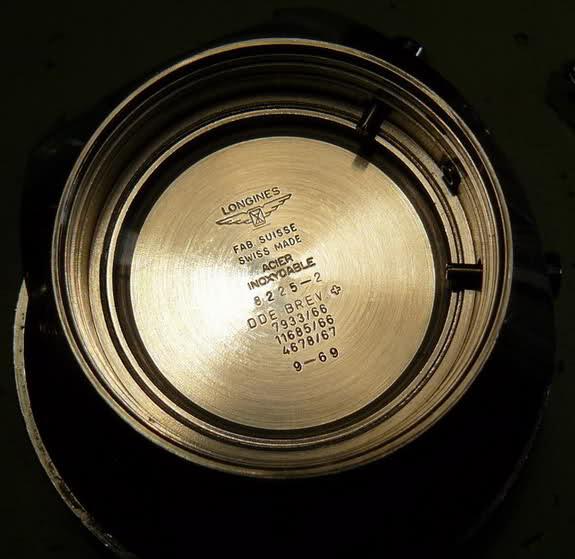 vernier - Chronographe Longines 30 CH Vernier...pressé s'abstenir 6jx8t2v