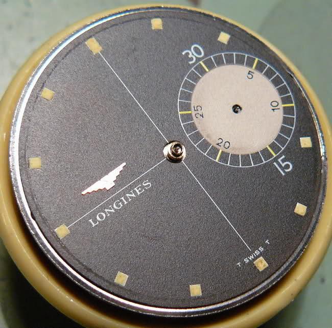 vernier - Chronographe Longines 30 CH Vernier...pressé s'abstenir 6wnuskn