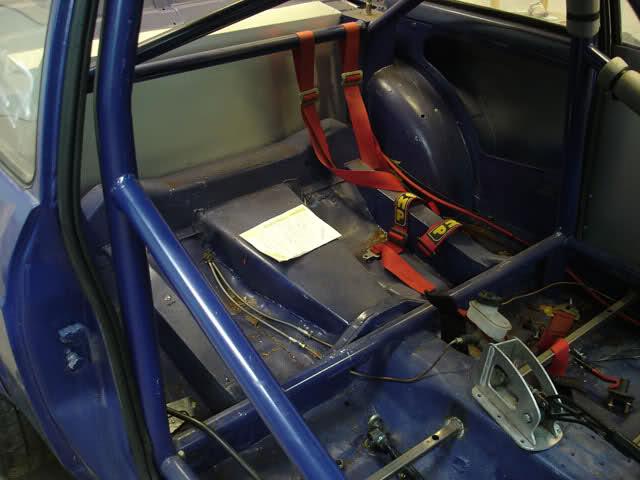 Kryckan - Ford Escort MK2 Turbo 2gydah4