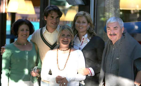 Familia de Roger Federer 34nscbk
