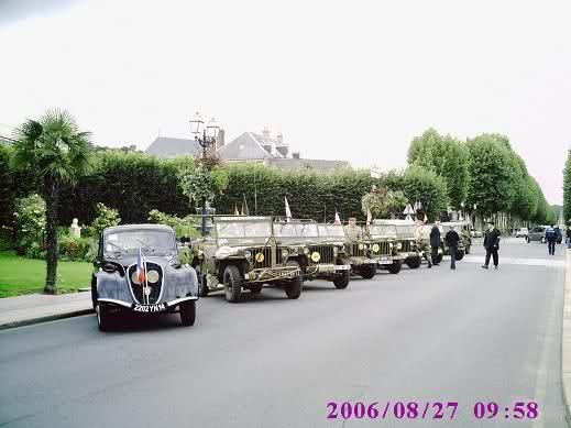 La traction citroën: Voiture des maquisards 6oew9vt