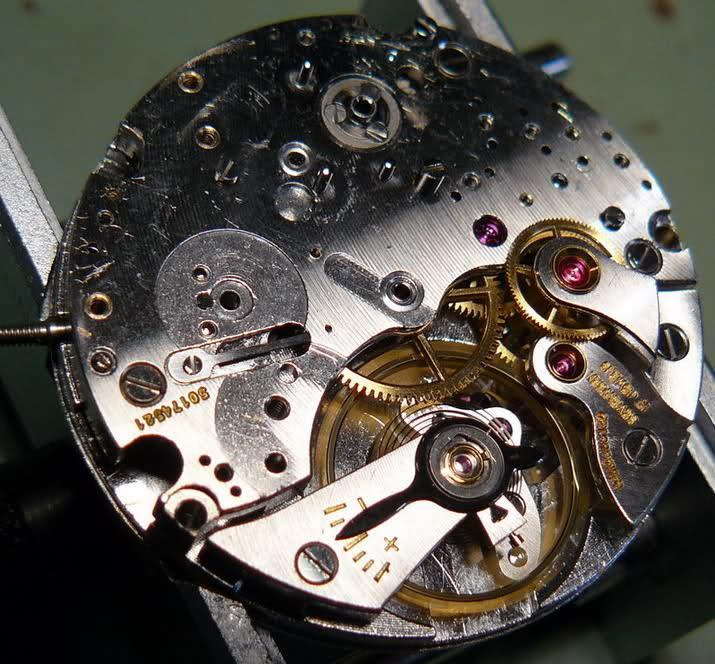 vernier - Chronographe Longines 30 CH Vernier...pressé s'abstenir 85dk8hz