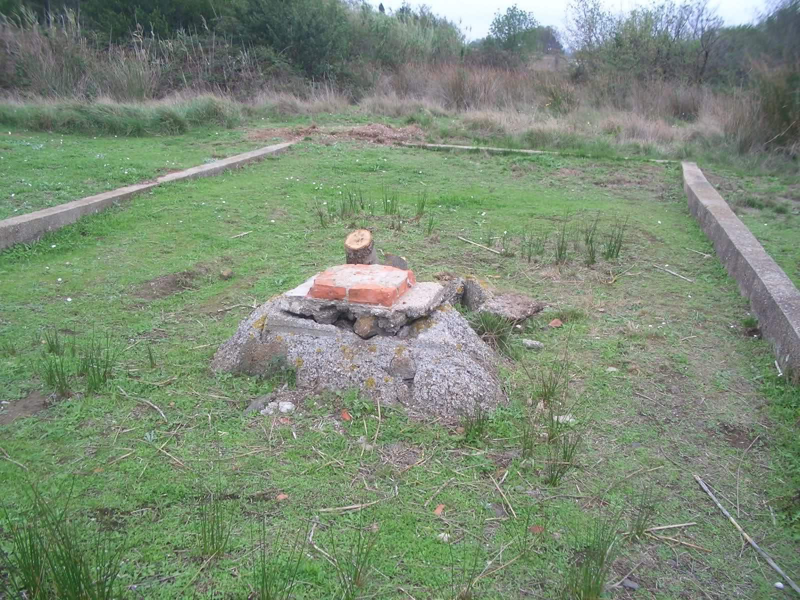 Camp de la Todt, tranchées couvertes (Agde, 34) 4ko09ib