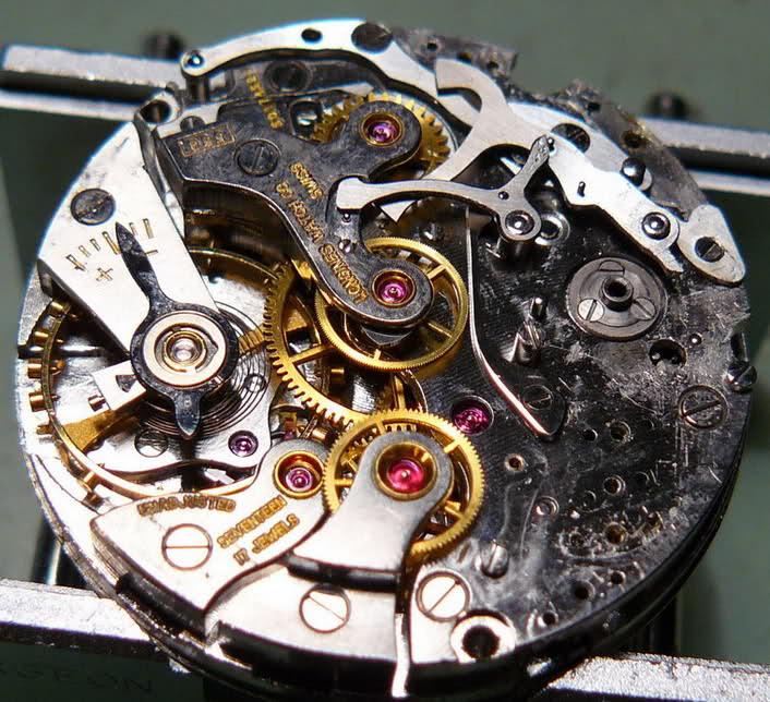 vernier - Chronographe Longines 30 CH Vernier...pressé s'abstenir 6ofz2aq