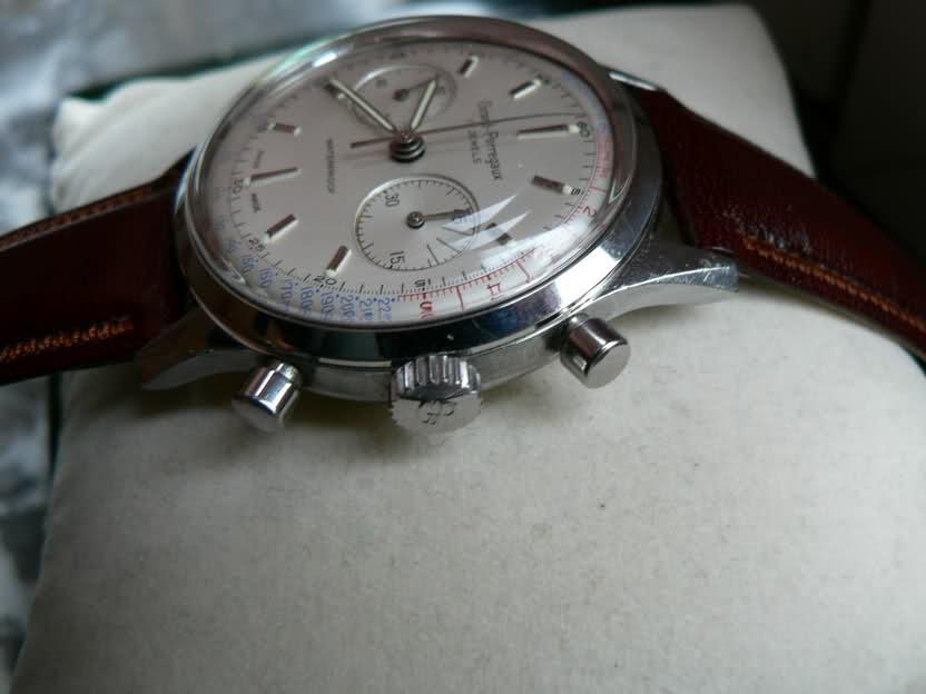 Girard Perregaux Excelsior Park C 4...un chrono habillé 3zu14ba