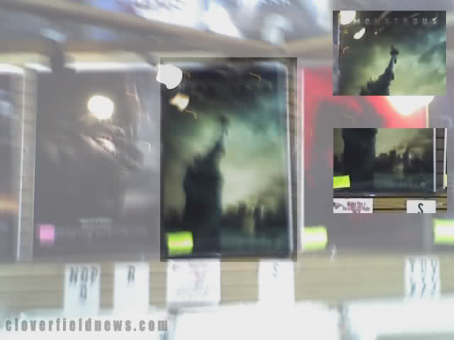 Cloverfield ( monstre et créateur de Lost inside ) 1-18-08 66o9mat