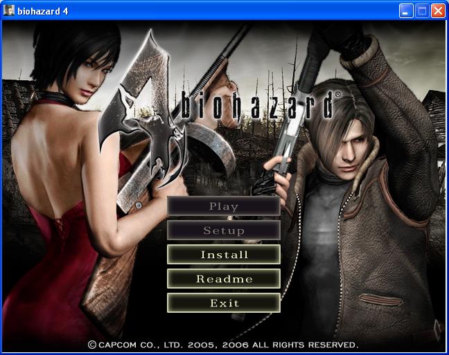اقوى العاب 2007 Resident Evil 4 PC شغالة 100% 2hxxa9u