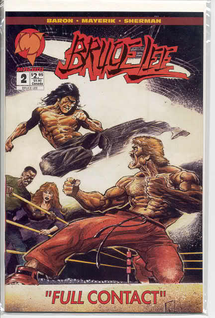 Comics de Bruce Lee 6helsli
