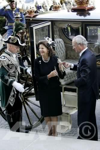 Silvia Sommerlath, reina de Suecia 4m178js
