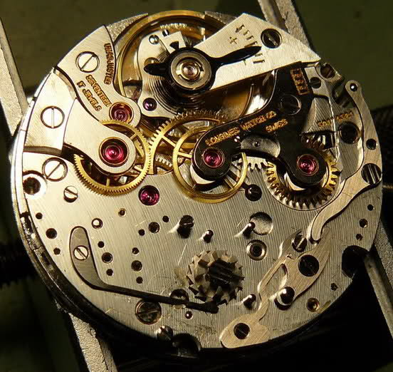 vernier - Chronographe Longines 30 CH Vernier...pressé s'abstenir 86zcy35