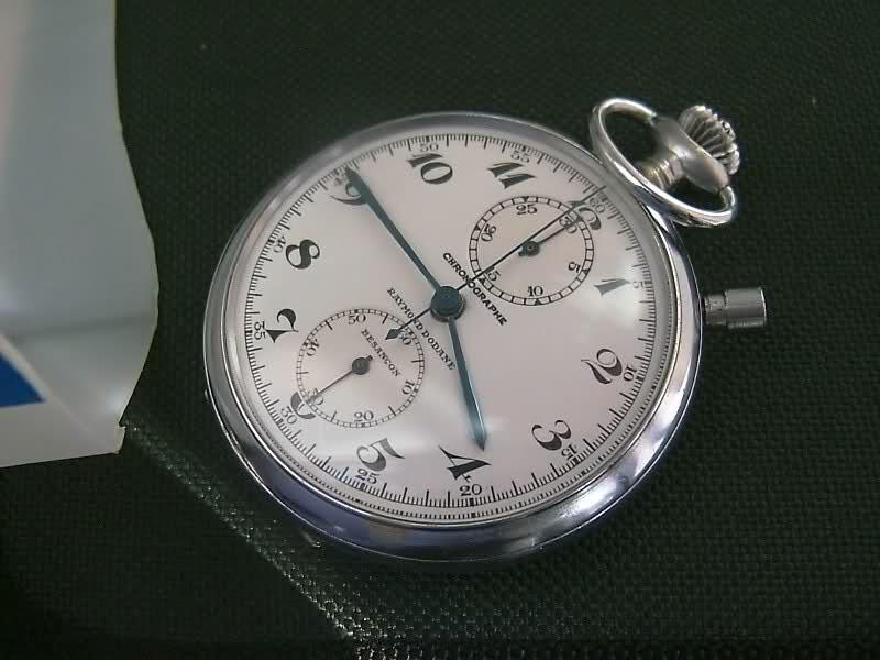 chronographe Raymond Dodane Oqcetg