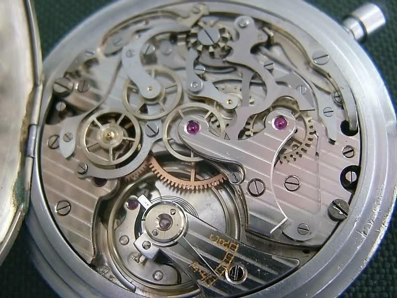 chronographe Raymond Dodane Oqcf7o