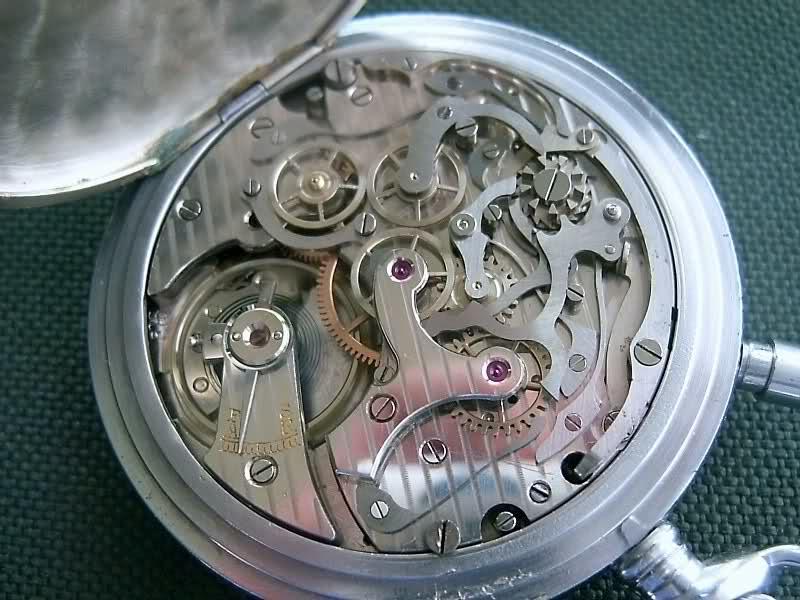 chronographe Raymond Dodane Oqcf9g