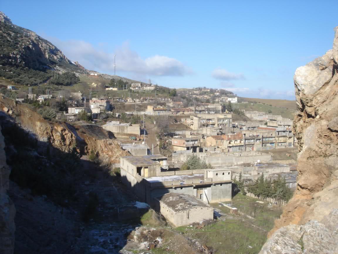 Photo du villages Limétrophe de Bougaa Otd9tu