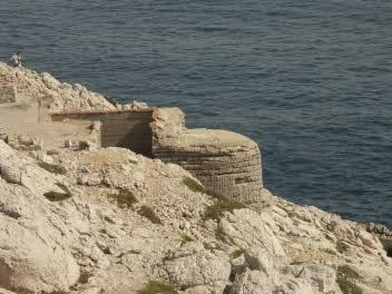 Mar 184, MKB 6./611, Croisette Fort Napoléon (Marseille, 13) S60pys