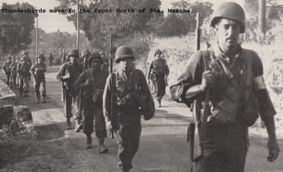 Operation Dragoon T97bxf