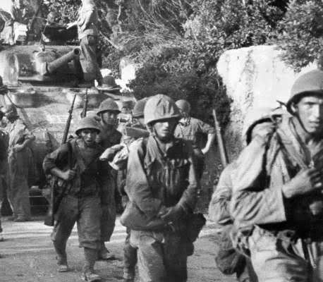 Operation Dragoon T97cko