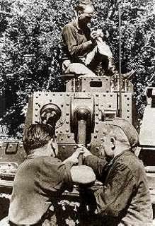 Panzerstellung Pz 38 (t) Taoc9g