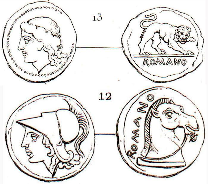 SYSTEMES MONETAIRES DE LA REPUBLIQUE ROMAINE - Page 3 102l2eo