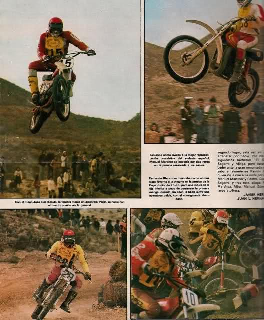 Motociclismo - 1977 - Copa Junior 74 156es7p